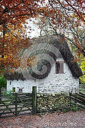 Barn for sheeps, Sweden