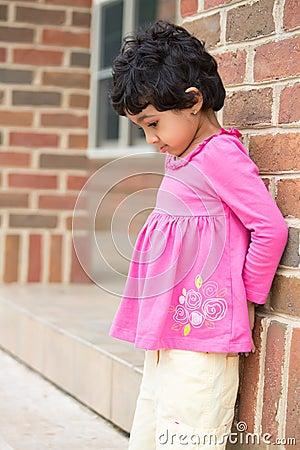 Barn som tack vare förargas få Tid ut