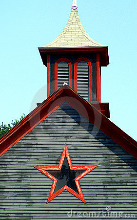 Barn Star Window
