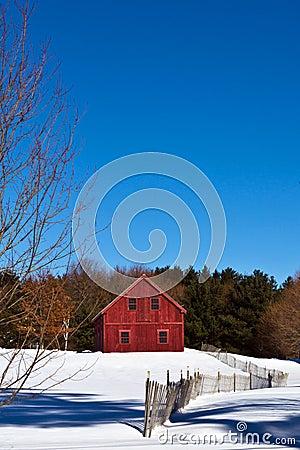 Barn style home