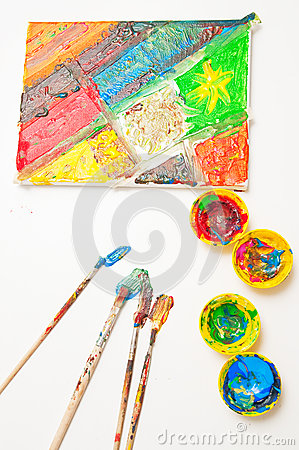 Barnmålning