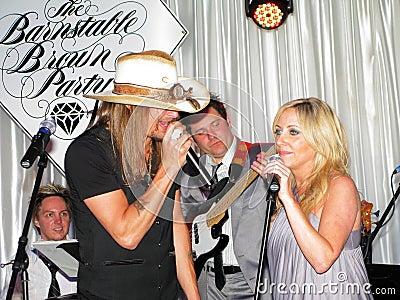 Barnstable-Brown Gala Editorial Stock Image