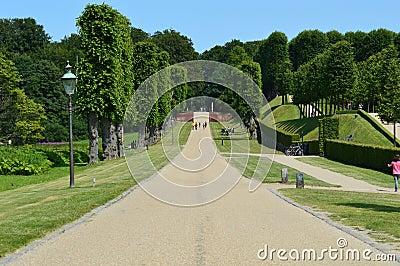 Barok Garden - Frederiksborg Palace