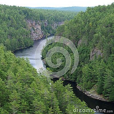 Baron Canyon, Ontario
