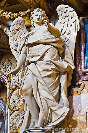 Baroque Angel