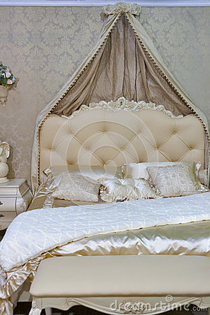 Baroque bedroom