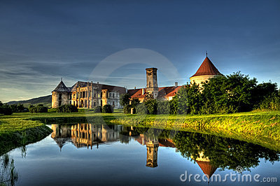 Baroque Castle