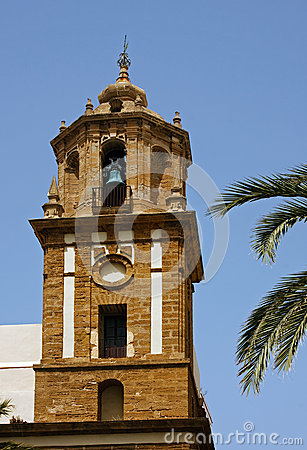 The Baroque Church of Santiago