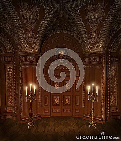 Baroque room 6