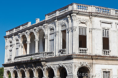 Baroque in ruins