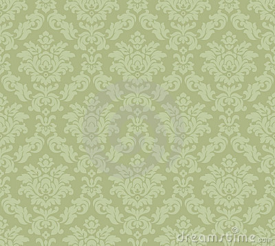 Baroque venetian wallpaper