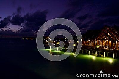 Baros by Night