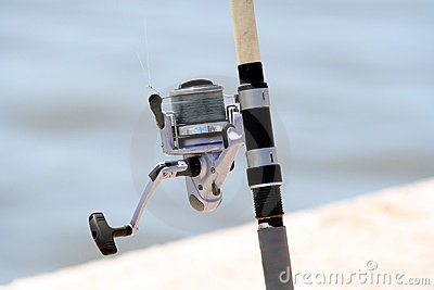 Barra de pesca