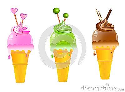 Barra di gelato