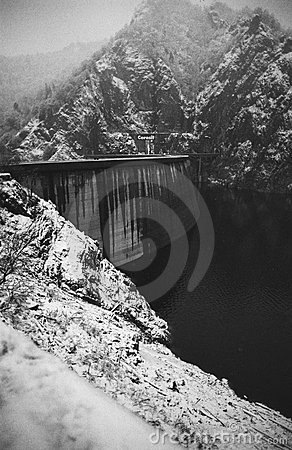 Barrage, hydroelectric