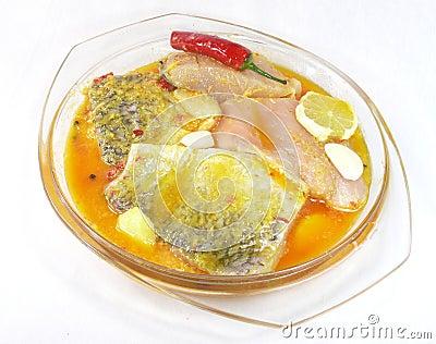 Barramundi meal