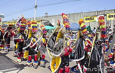 Carnaval Editorial Photo