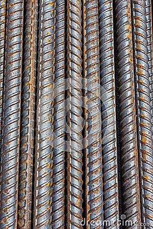 Barre d acciaio di rinforzo