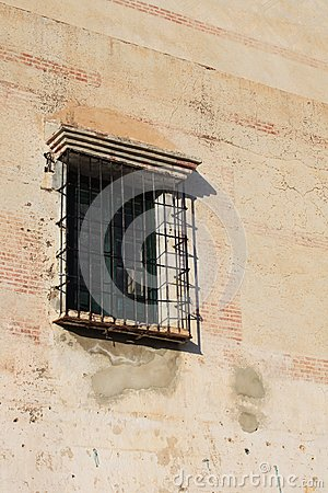 Barred Window ( Spain )