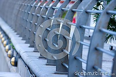 Barreiras de aço