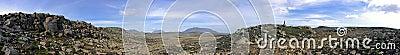 Barren Kjolur Landscape