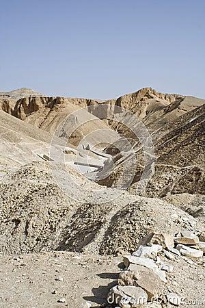 Barren Valley