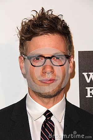 Barrett Foa Editorial Image