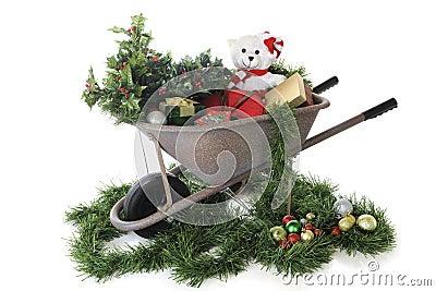 Barrow Full of Christmas