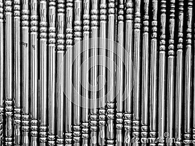Bars en métal