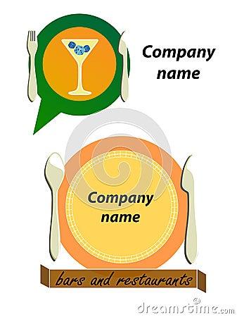 Bars and Restaurants logo
