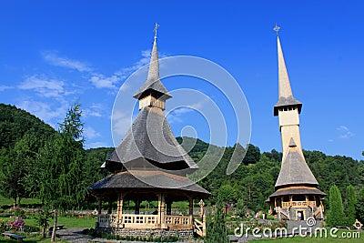 Barsana-Kloster