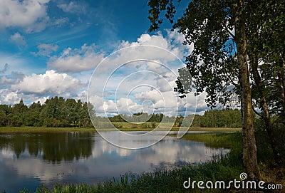 Barskiy Pond