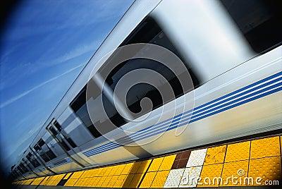 Bart Metro Rail