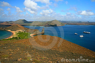 Bartolome Island, Galapagos Royalty Free Stock Photos - Image: 23843378