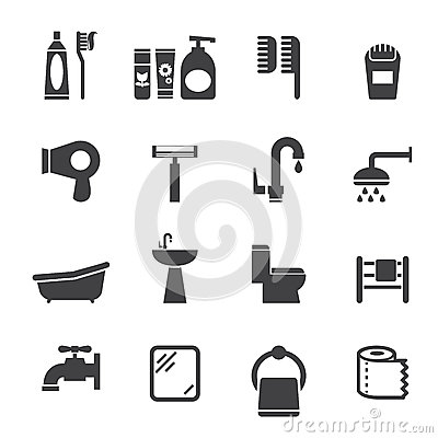 Free Bartroom Icon Royalty Free Stock Photos - 45966448
