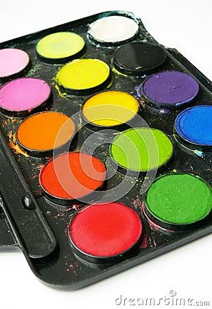 Barwy wody