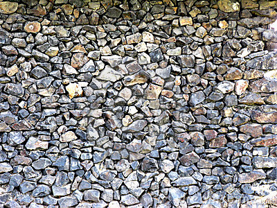 Basalt Outbuilding Wall