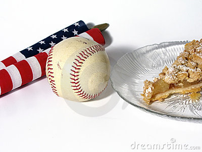 Baseball-As American as Apple Pie