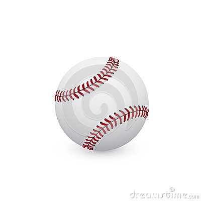 Free Baseball Ball Royalty Free Stock Photography - 39054527