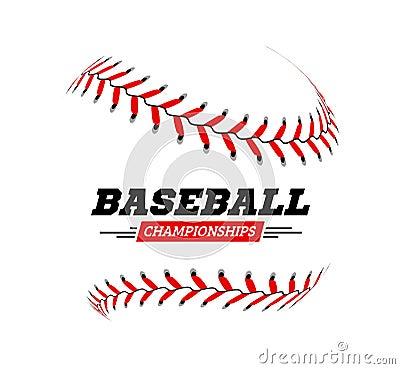 Free Baseball Ball On White Background. Royalty Free Stock Photo - 89974145
