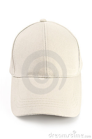 Baseball cap isolated