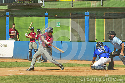 Baseball game Editorial Image