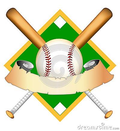 Baseball graphic Illustration