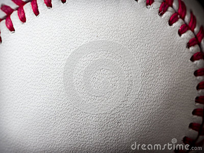 Baseball leather
