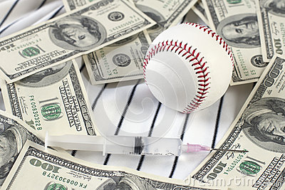 Baseball, Money, and Drugs