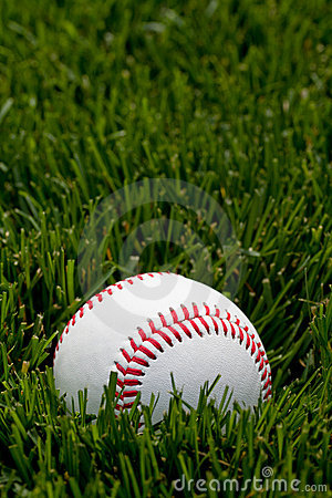 Free Baseball On Field Royalty Free Stock Images - 15201539