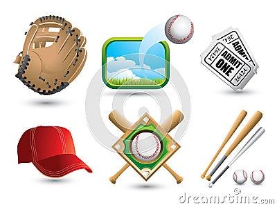 Baseball paraphenalia