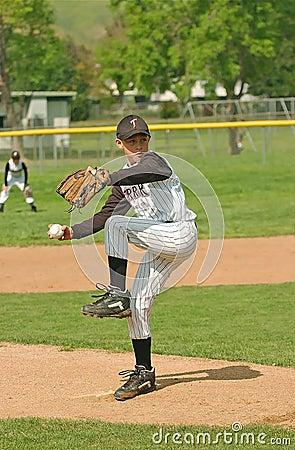 Baseball Pitcher #2