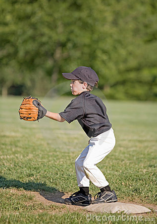 Free Baseball Player Stock Photo - 7714920