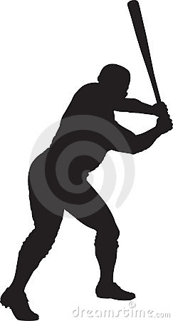 Baseball Player, Batter 01